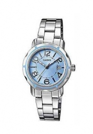 Casio time orologio donna CS LPT1299D2A