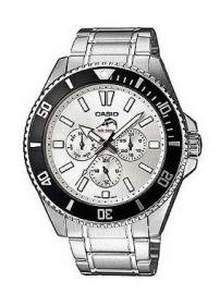 Casio Cronografo orologio uomo CS MDV303D7A