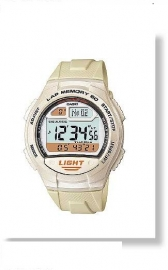 Casio digital lcd orologio uomo CS W7347A