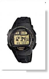 Casio digital orologio uomo CS W7349A