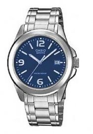 Casio orologio unisex in acciaio CS MTP1259D2