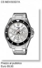 Asio time orologio uomo CS MTP1300D7A1
