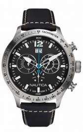 Nautica crono orologio uomo A19560G