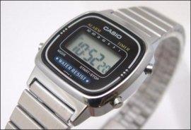 Casio time orologio unisex CS LA670WA1DF
