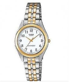 Casio Time Orologio da Donna CS LTP1129G7B
