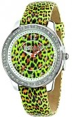 Orologio Just Cavalli donna LEOPARD Green 7251586503
