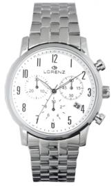 LORENZ CHRONO orologio uomo 26607AA