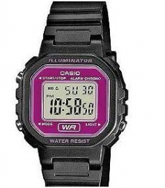 Casio digital orologio donnaCS LA20WH4B
