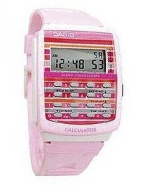 Casio multifunzione orologio unisex CS LDF404A