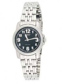 Casio quarzo orologio unisex CS LTP1260D1