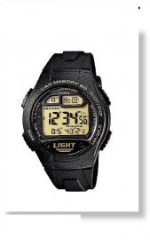 Casio digital orologio uomo CS W7349A