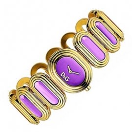 CORTINA GOLD PURPLE orologio donna DW0621