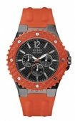 Orologio Guess Watches uomo GENT ORANGE W11619G4