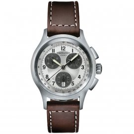 Orologio Hamilton uomo KHAKI AVIATION CHRONO  H76412553