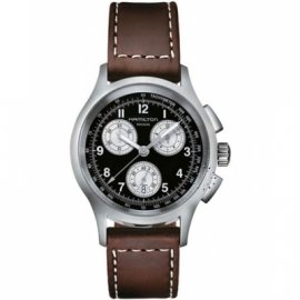 Orologio Hamilton uomo KHAKI AVIATION CHRONO H76412533