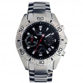 Lorenz CHRONO orologio uomo 26803BB